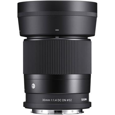 Sigma 30mm f/1.4 DC DN Contemporary Lens for Leica L
