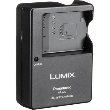 Panasonic DE-A79BB Battery Charger for DMW-BLC12 Battery