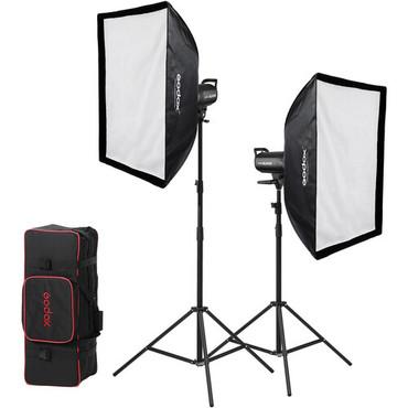 Godox SL-60 2x LED Video Light Kit (Daylight-Balanced)