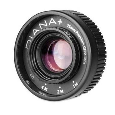 Lomography Diana+ 75mm Premium Glass Lens