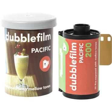 dubblefilm Pacific 200 Color Negative Film (35mm Roll Film, 36 Exposures)