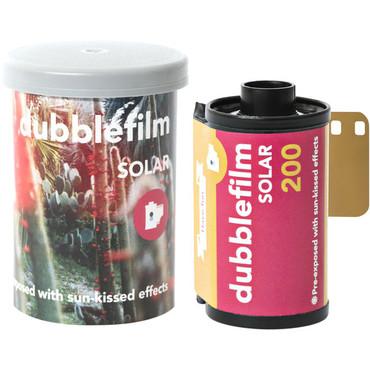dubblefilm Solar 200 Color Negative Film (35mm Roll Film, 36 Exposures)