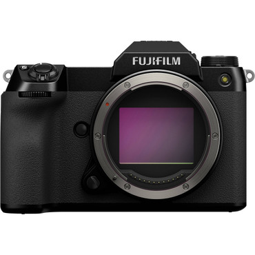 FUJIFILM GFX 100S Medium Format Mirrorless Camera