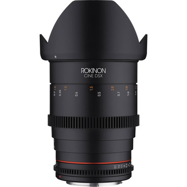 Rokinon 35mm T1.5 DSX High-Speed Cine Lens (RF Mount)