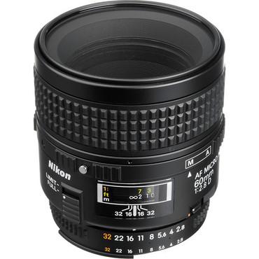 Nikon AF FX 60Mm F2.8D Micro-Nikkor