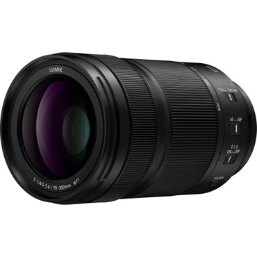 Panasonic LUMIX S 70-300mm F4.5-5.6 MACRO O.I.S. (Special price IR for pre-orders)
