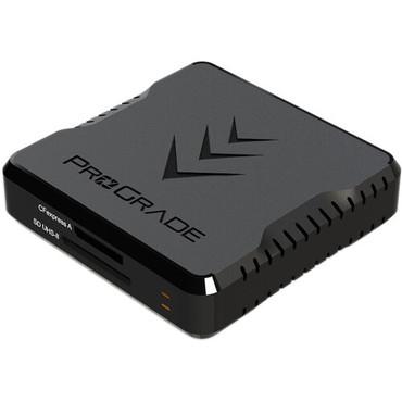 ProGrade Digital CFexpress Type A & UHS-II SDXC Dual-Slot USB 3.2 Gen 2 Card Reader