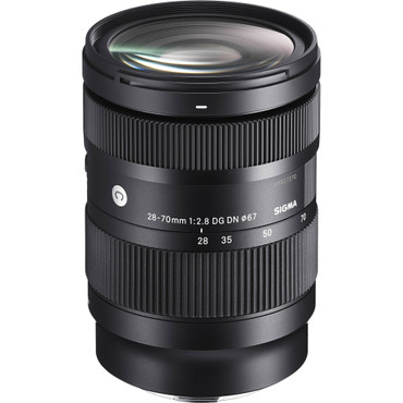 Sigma 28-70mm f/2.8 DG DN Contemporary Lens for Leica L