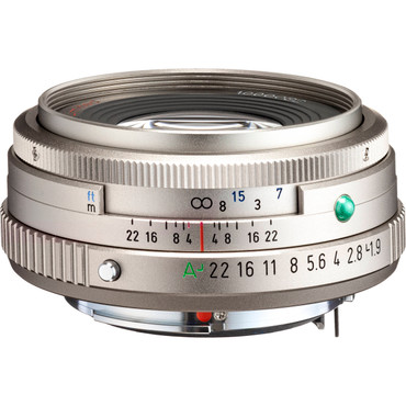 HD PENTAX-FA 43mmF1.9 Limited (Silver)