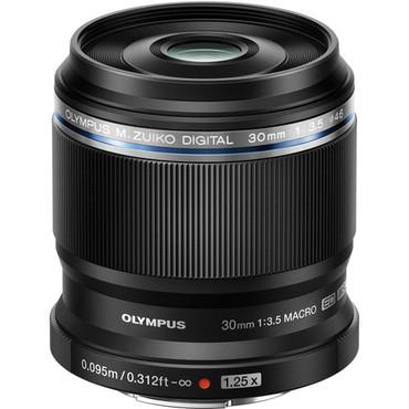 Olympus 30mm f/3.5 Macro M.Zuiko Digital ED Lens