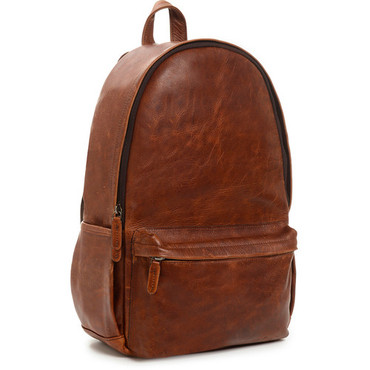ONA Clifton Leather Backpack - Antique Cognac