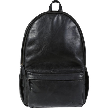 ONA The Leather Clifton Camera and Everyday Backpack (Black)