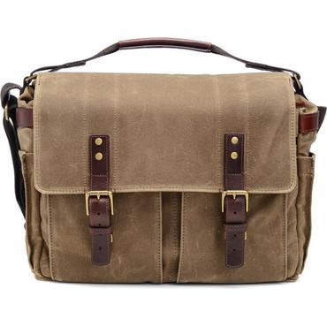 ONA Astoria Camera Messenger Bag-Field Tan
