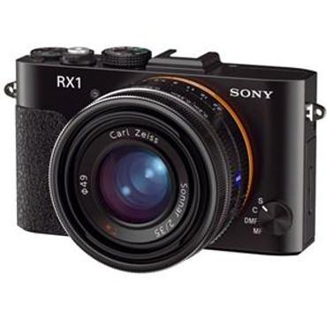 Cyber-Shot DSC-RX1 Full Frame Digital Camera