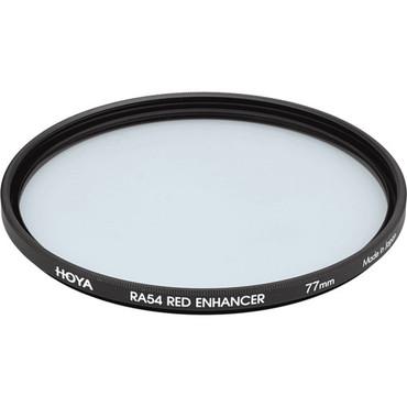 Hoya 77mm RA54 Red Enhancer, Color Intensifier Filter