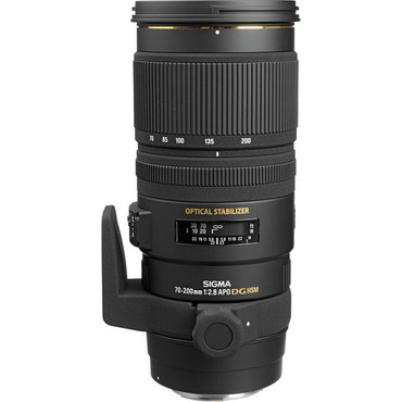 Pre-Owned - Sigma 70-200mm F2.8 EX DG OHSM For Canon