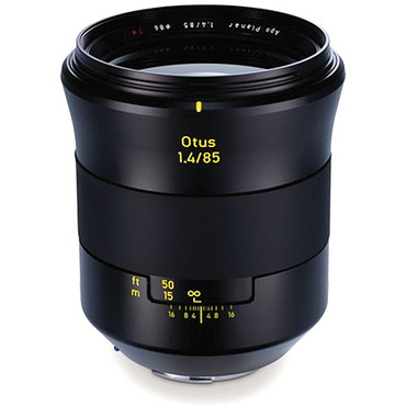 Pre-owned Zeiss Otus 85mm f/1.4 Apo Planar T* ZE Lens for Canon EF Mount
