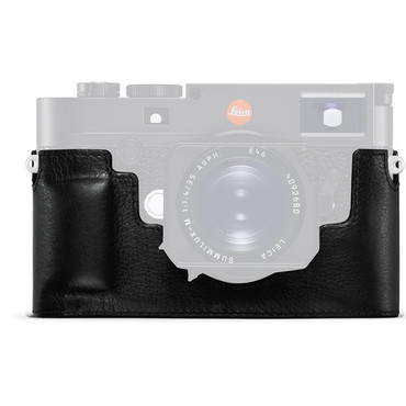 Pre-owned Leica  M10 Leather Protector (Black)