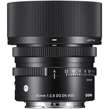 Pre-Owned Sigma 45mm f/2.8 DG DN Contemporary Lens for Leica / Sigma/ Panasonic l