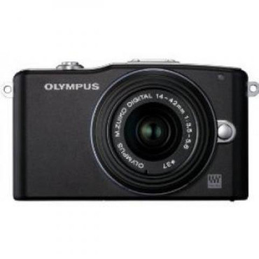 Pre-Owned - Olympus E-PM1 kit 14-42 3.5-5.6 IIR lens