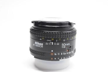 Pre-Owned - Nikon 50MM F1.8  AF (China)