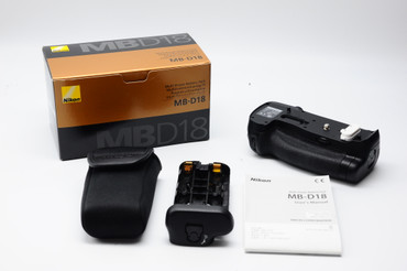 Pre-Owned Nikon MB-D18 Multi-Power Battery Pack D850
