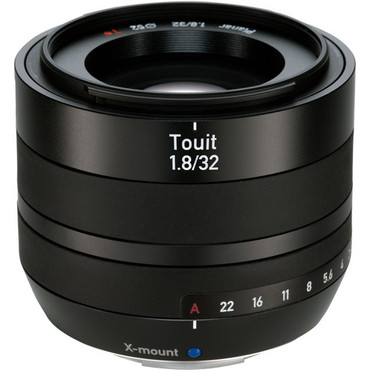 Touit 32Mm F/1.8 Lens (Fujifilm X-Mount)