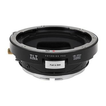 Fotodiox Pro TLT ROKR - Tilt / Shift Lens Mount Adapter for Hasselblad V-Mount SLR Lenses to Sony Alpha A-Mount (and Minolta AF) Mount SLR Camera Body