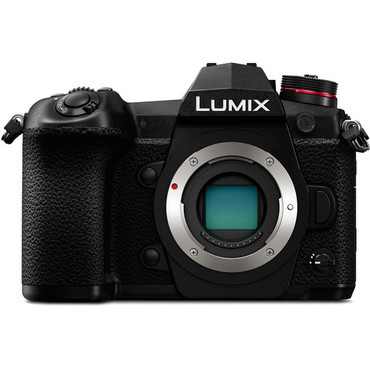 Pre-Owned Panasonic Lumix DC-G9 Mirrorless Micro Four Thirds Digital Camera (Body Only)