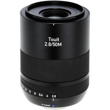 Pre-Owned - Zeiss Touit 50mm f/2.8M Lens (Sony E-Mount)