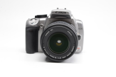 Pre-Owned - Canon EOS Rebel XT with 18-55mm