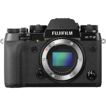 Pre-Owned - Fujifilm X-T2 Mirrorless Digital Camera and Grip(VPBXT2)