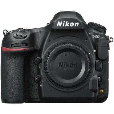 Rental Nikon D850 Body SN: 3005266