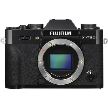 Pre-Owned - Fujifilm X-T20  (Body Only, Black
