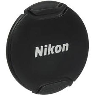 Front Lens Cap For 1 Nikkor 10-100Mm white