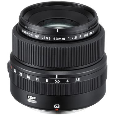 ACE Rental - Fujifilm  GF 63mm f/2.8 R WR Lens Deposit: $1500