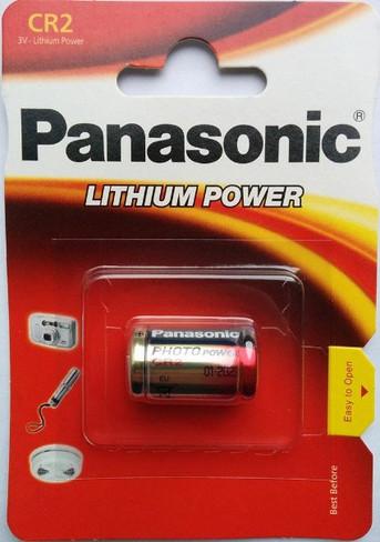 Panasonic 3-Volt Photo Lithium Battery