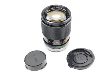 Pre-Owned Canon 135MM F2.5 FD SC Manual focus lens