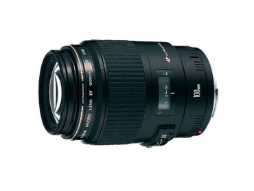 Pre-Owned - Canon FD 100mm f/4.0 (Manual Focus)