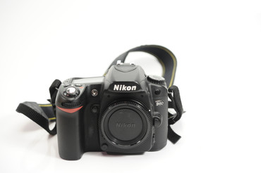 Pre-Owned - Nikon D80 Body Only