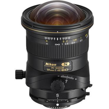 Pre-Owned - Nikon PC NIKKOR 19mm f/4E ED Tilt-Shift Lens