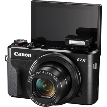 Pre-Owned - Canon PowerShot G7X Mark II Digital Camera