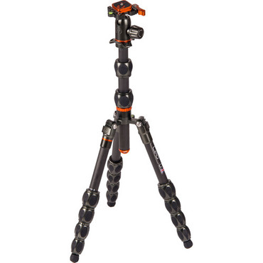 3 Legged Thing Equinox Leo Carbon Fiber Tripod System & AirHed Switch Ball Head