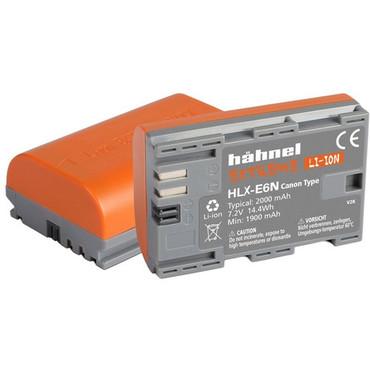 Hahnel Extreme HLX-E6n  Li-Ion 7.2V 2000Ma Battery