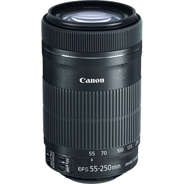 Pre-Owned - Canon EF-S 55-250mm F4-5.6 IS STM
