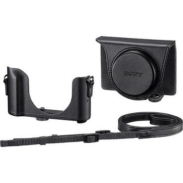 Sony Jacket Case For DSC-HX90V/DSC-WX500 (Black)