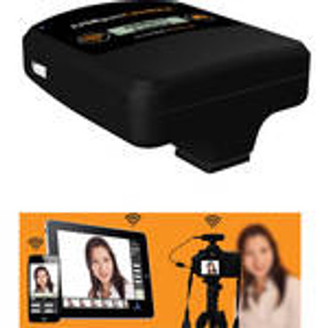 Shanny SN-E3-RF, 2.4GHz wireless master flash control transceiver SINGLE UNIT; E-TTL/i-TTL for Canon