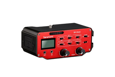 Saramonic Universal Audio Adapter for DSLR Camera
