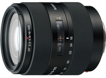 Pre-Owned - Sony DT 16-105Mm F/3.5-5.6
