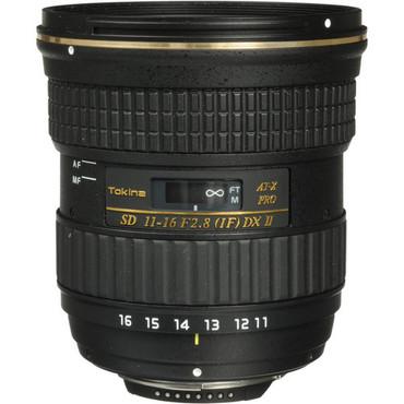 Pre-Owned - Tokina11-16mm F2.8 Pro DX II Digital Zoom Lens for Nikon